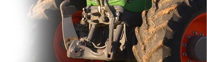Pièces attelage matériel agricole