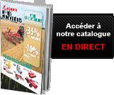 Accéder à notre catalogue en direct