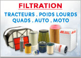 Filtration agricole
